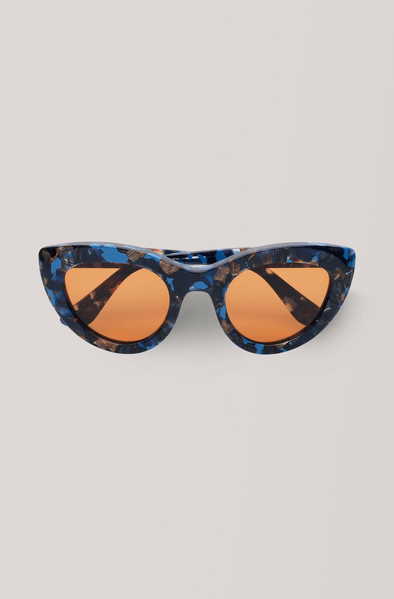 Triangle Sunglasses Sonnenbrille, Lapis Blue, hi-res
