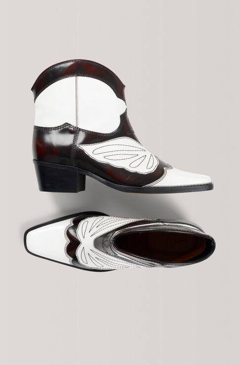 Meg Ankle Boots, Ganache, hi-res