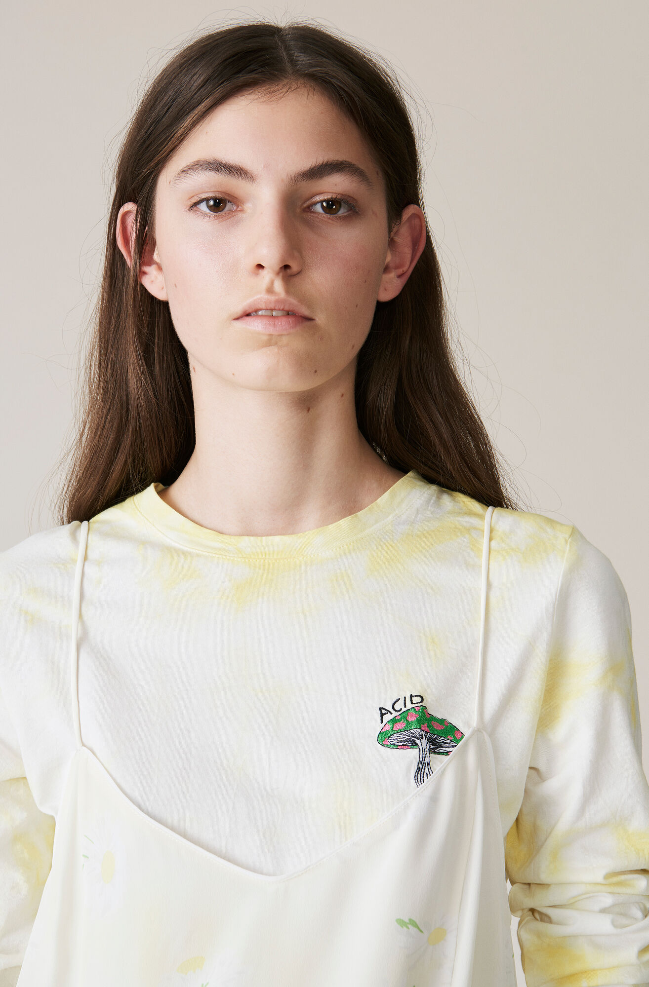 Verbena T-shirt, Acid, Anise Flower, hi-res
