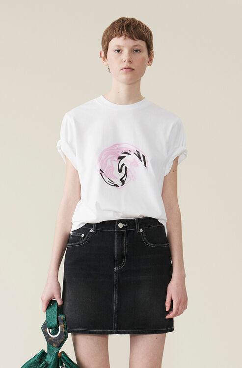 e9fb37c0 GANNI Topper & T-Shirts | Kjøp Topper & T-Shirts på GANNI.COM