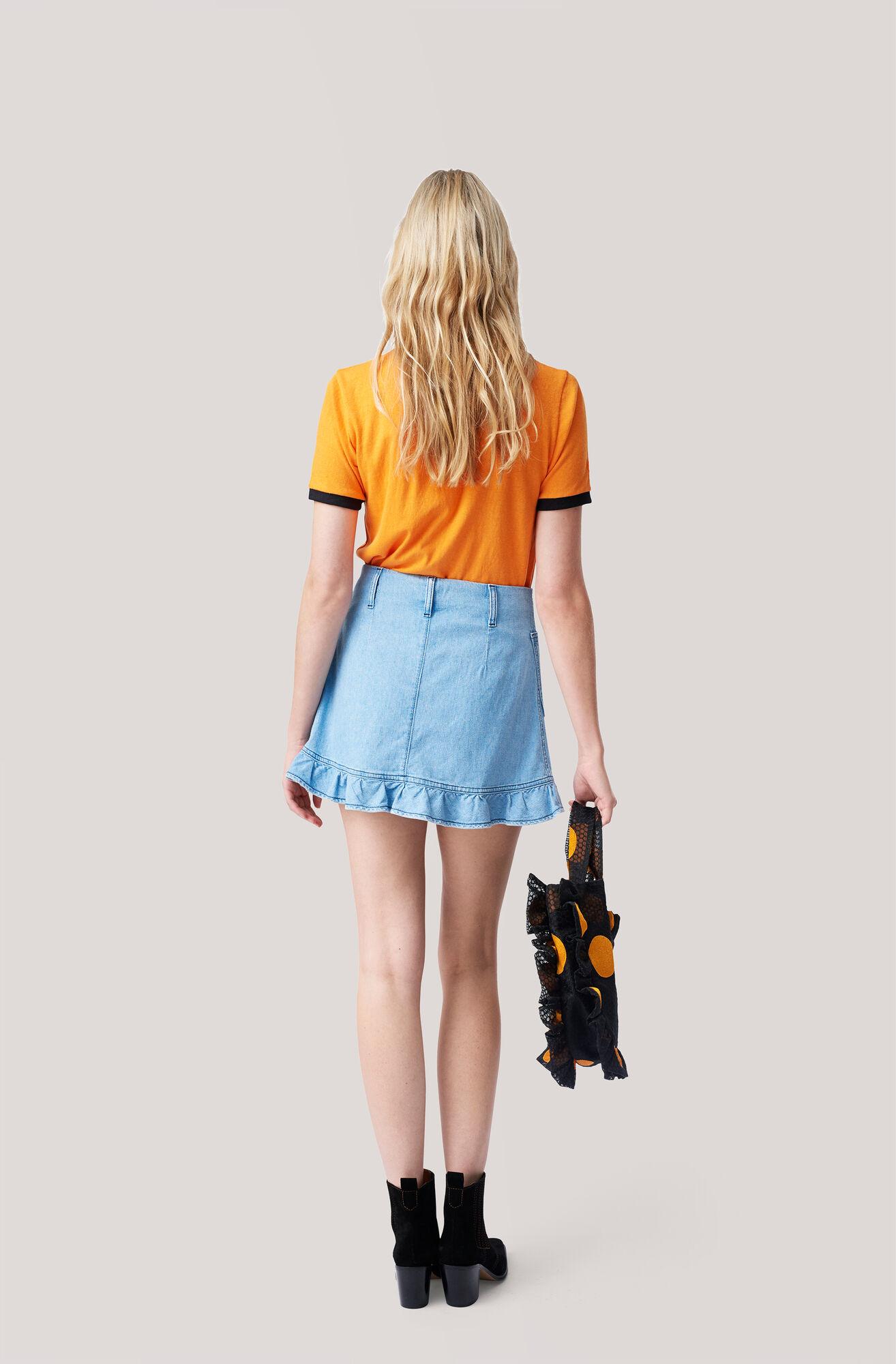 2b78fd2d3d2 Pascal Denim Skirt