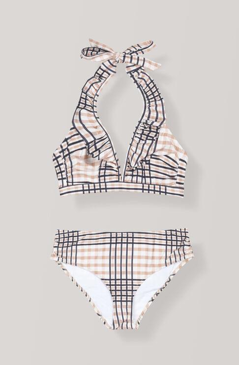 Leto Swimwear Bikini, Cuban Sand, hi-res