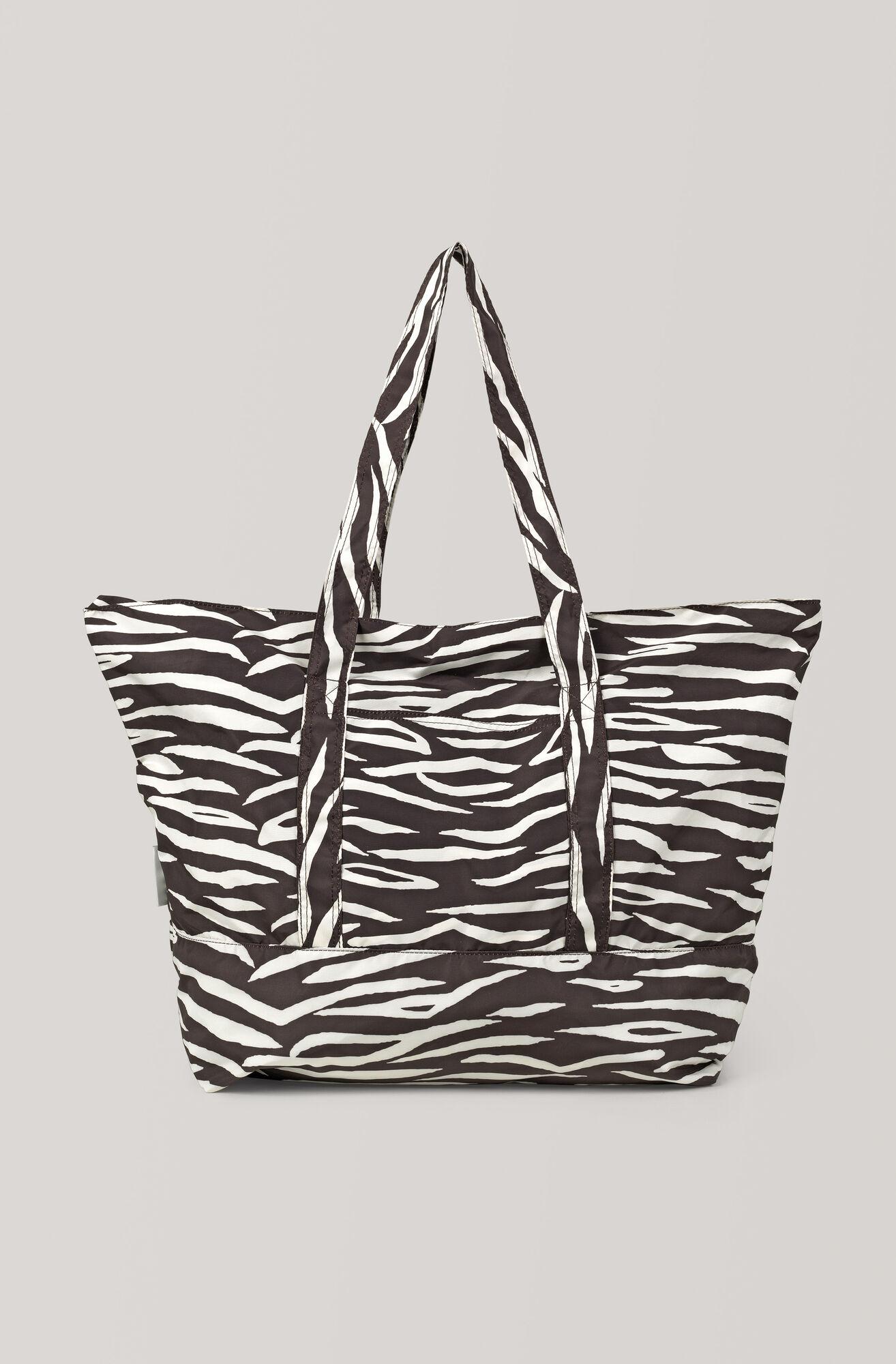 Tech Fabric Accessories Shopper-Tasche, Ganache, hi-res