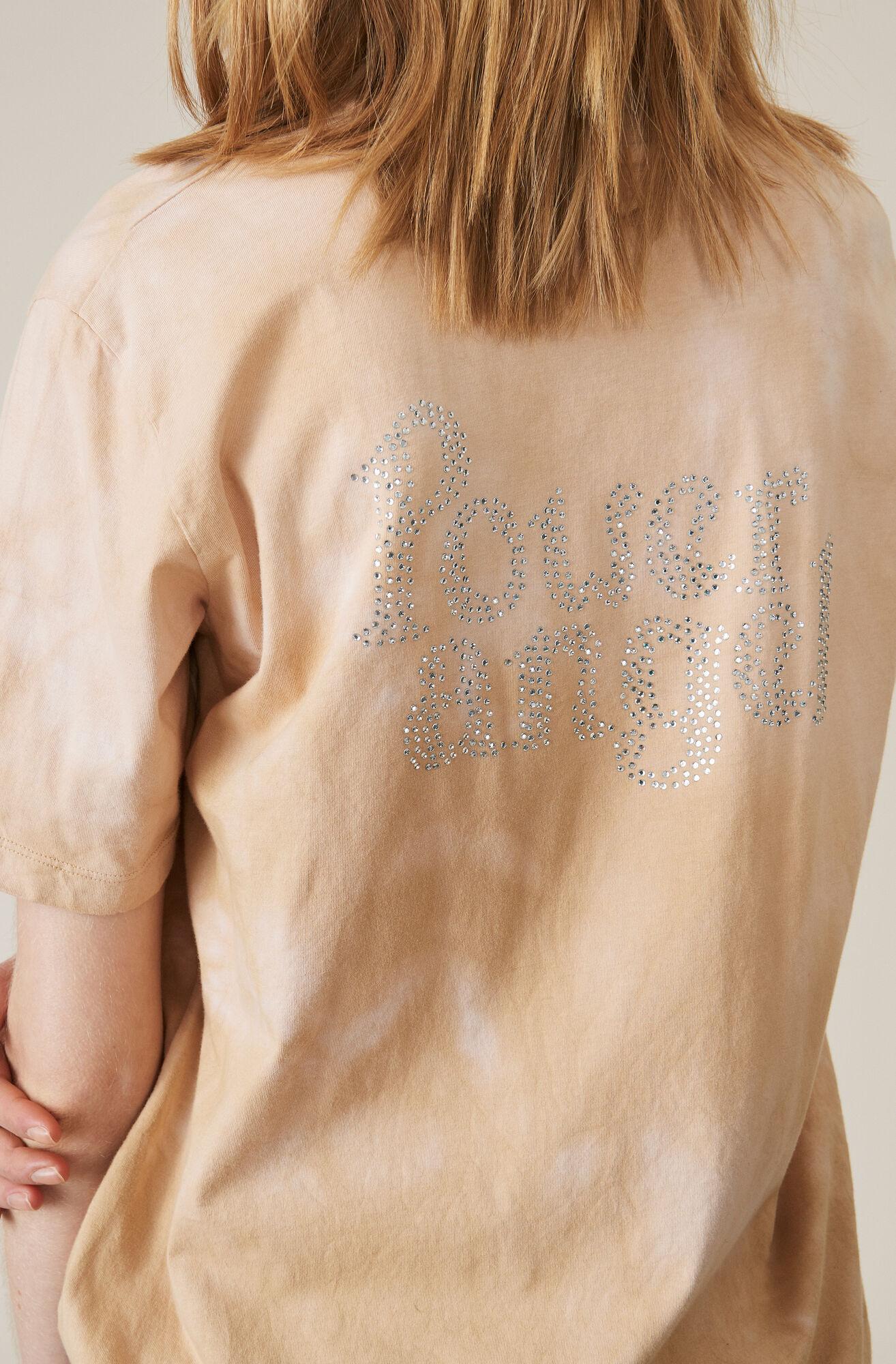 Ginsbourg T-shirt, Power Angel, Hazelnut, hi-res