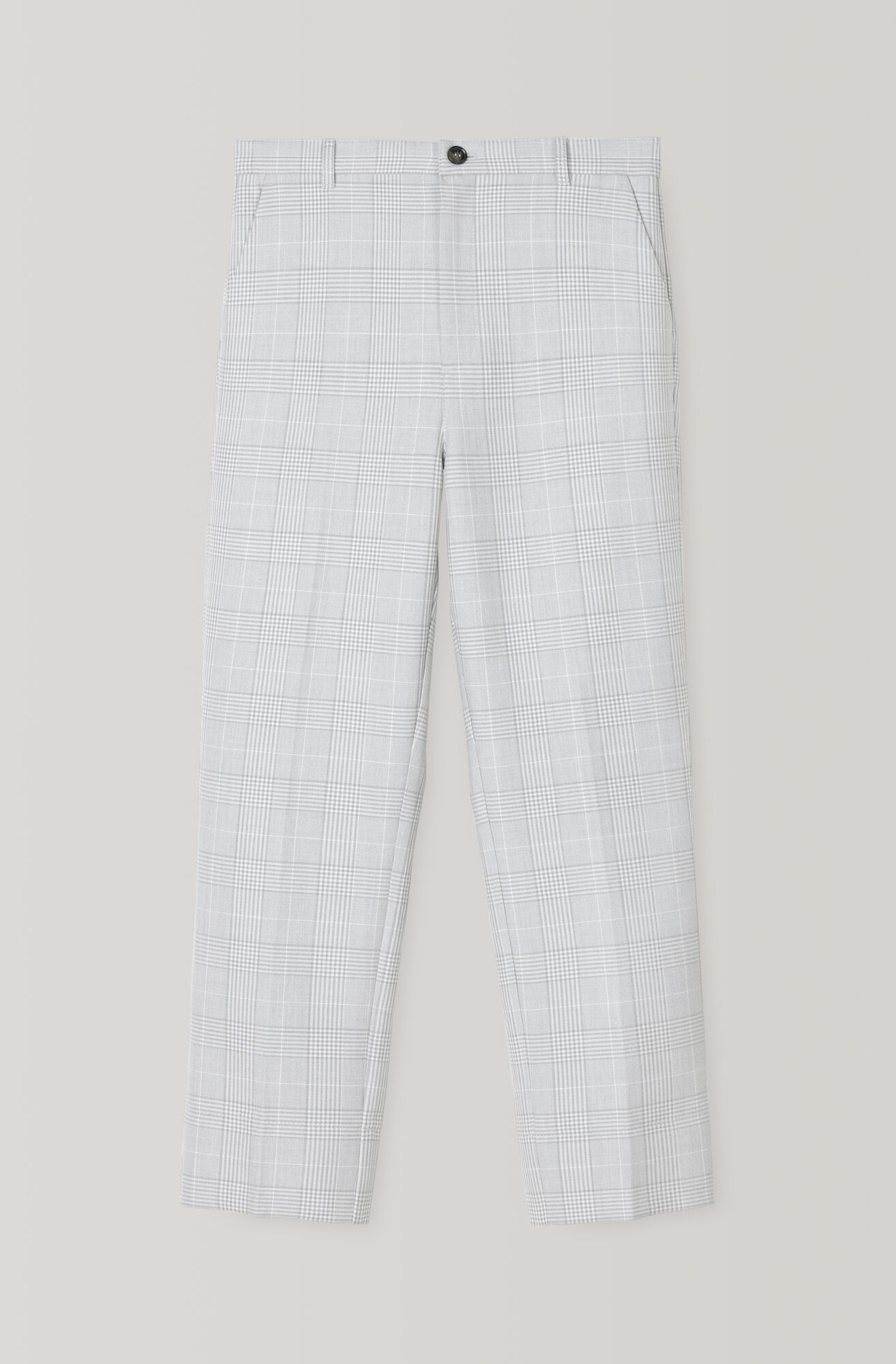 Suiting Slim Pants, Smoked Pearl, hi-res