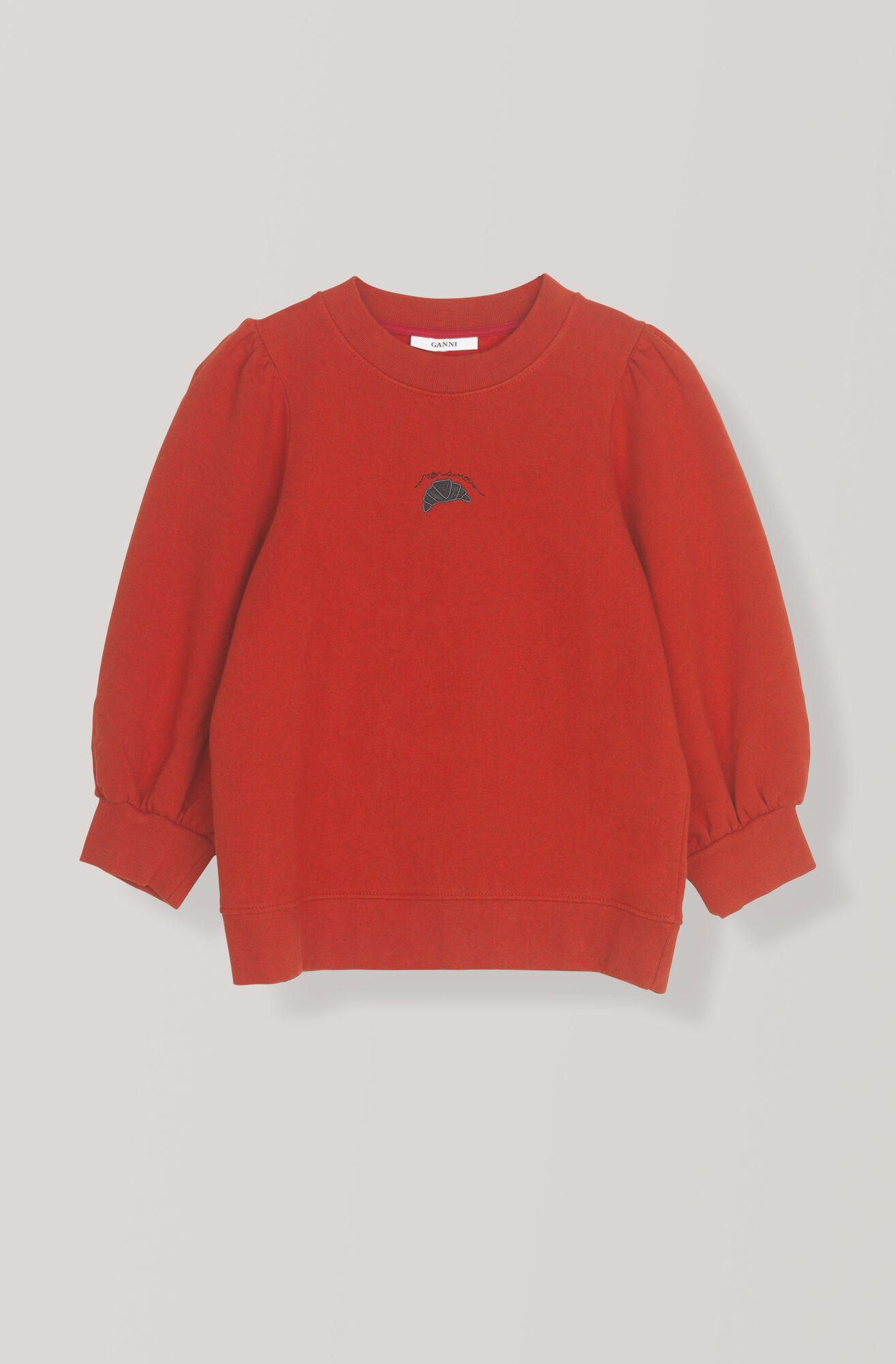 Sweatshirt, Mon Amour, Fiery Red, hi-res