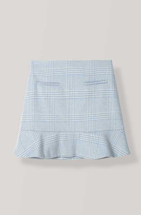 Woodside Skirt, Serenity Blue, hi-res