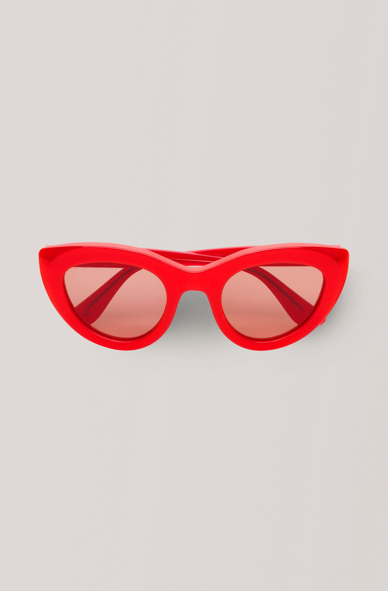 Triangle Sunglasses Sonnenbrille, Fiery Red, hi-res