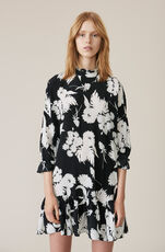 Kochhar Mini Dress, Black, hi-res