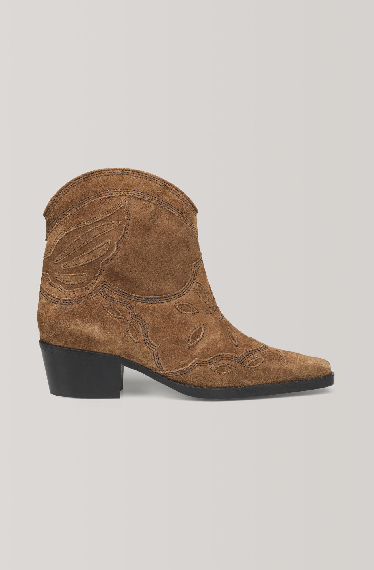 ed2099327f61 GANNI Low Texas Støvler ( 430.00 GBP )