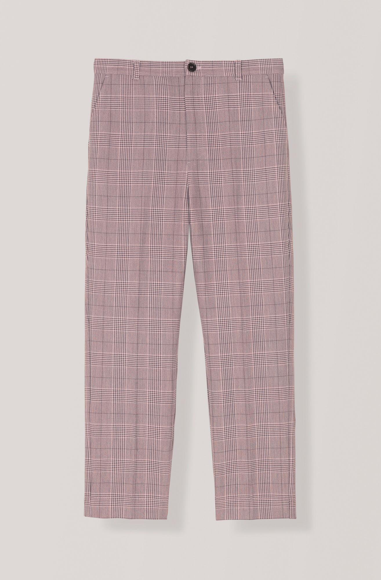 Suiting Slim Pants, Silver Pink, hi-res
