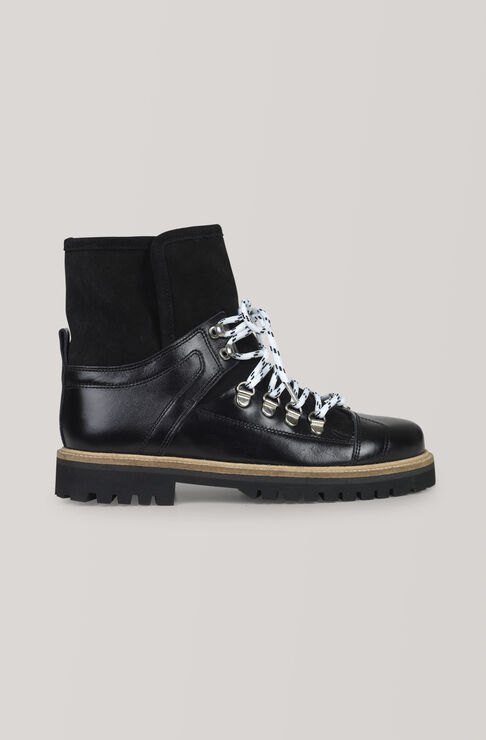 Winter Hiking Stiefel, Black, hi-res