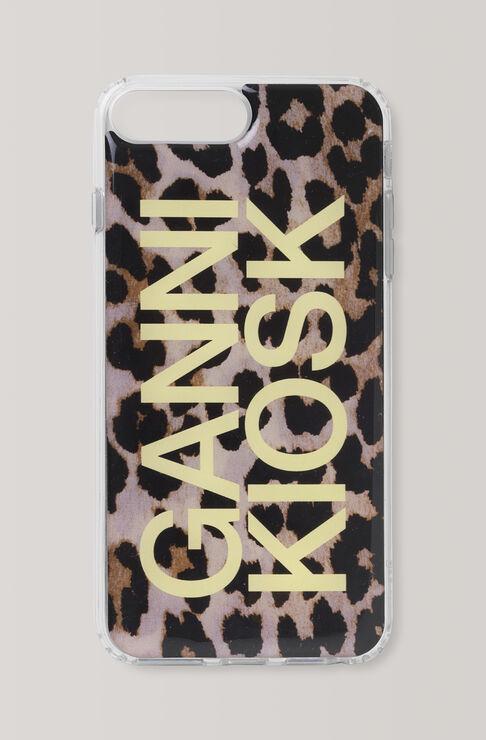 Iphone case Iphone 8 Plus, Leopard, hi-res