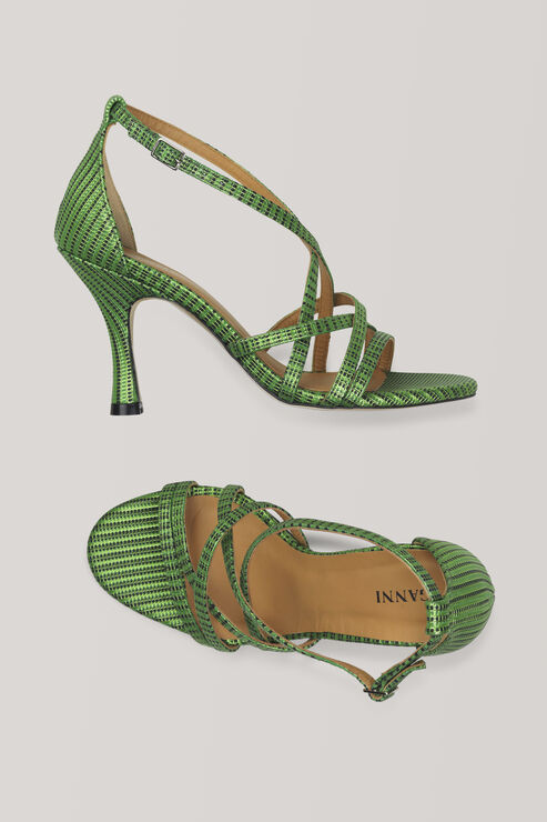 Wilma Pumps, Classic Green, hi-res