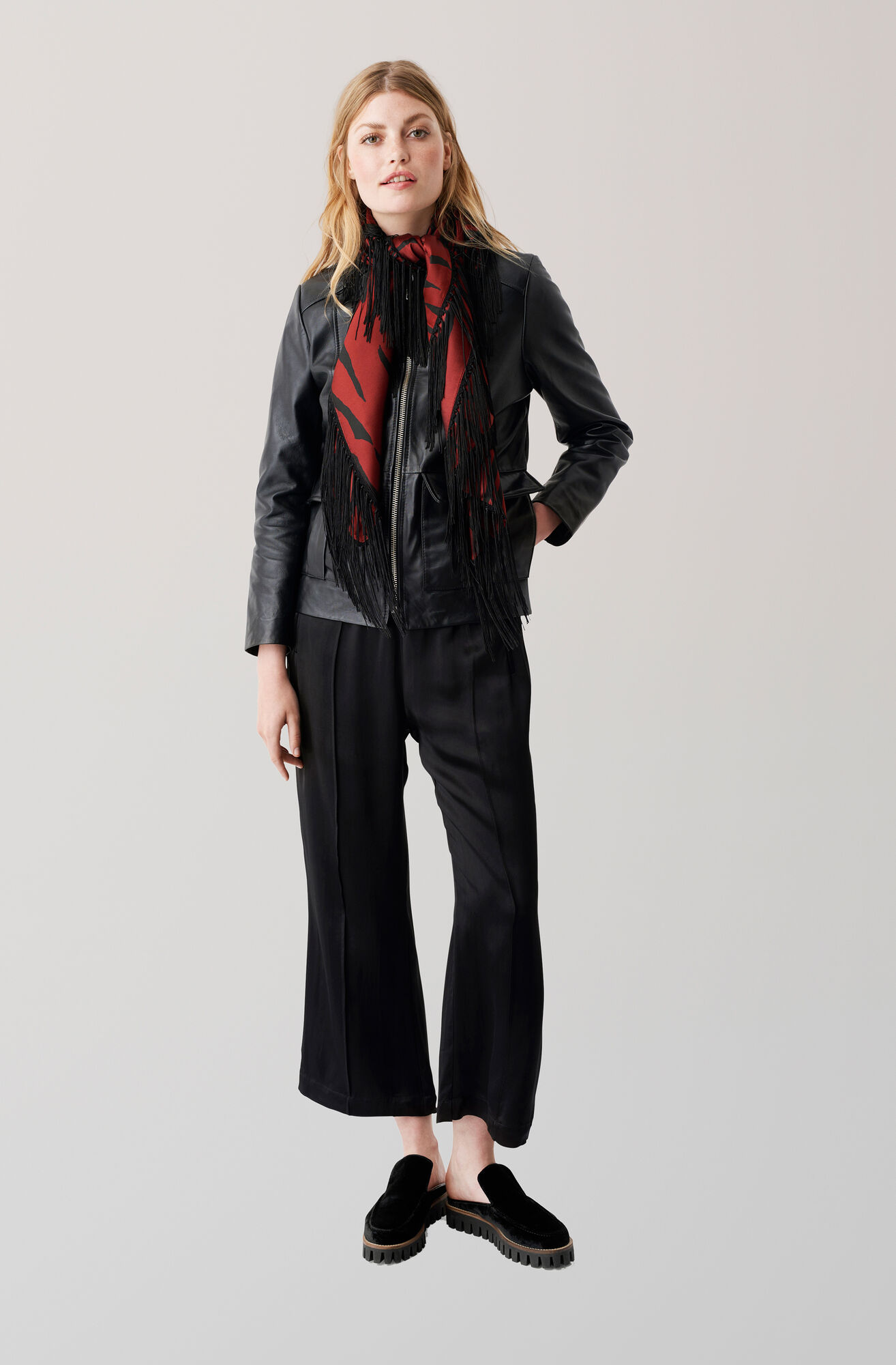 Passion Jacket, Black, hi-res