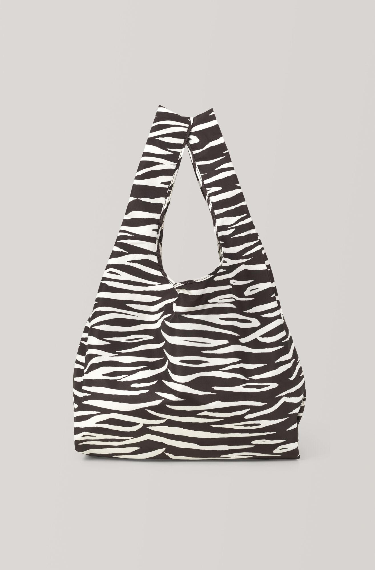 Tech Fabric Accessories Tote Bag, Ganache, hi-res