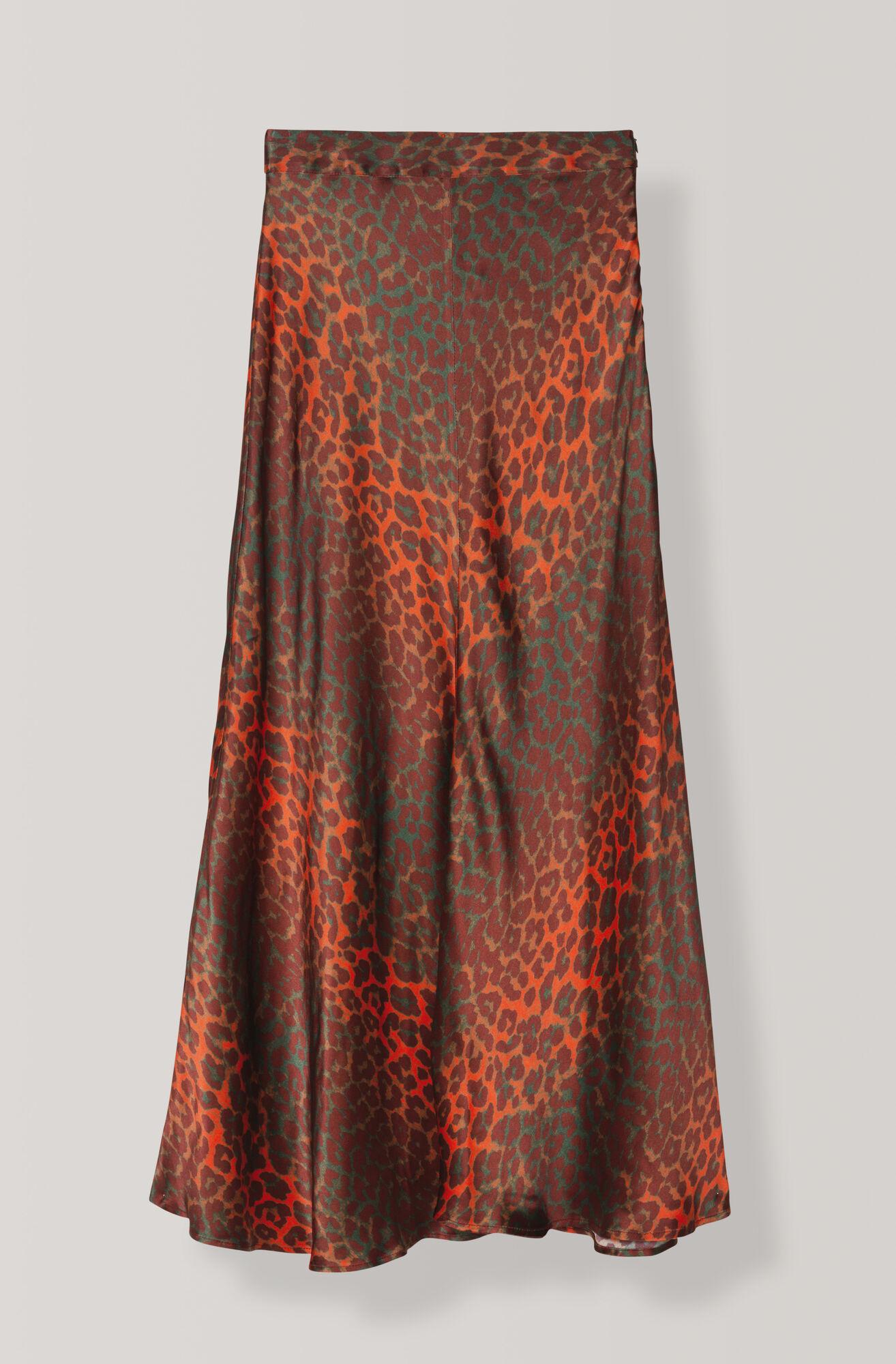 6b0b3aa34 GANNI Heavy Satin Skirt ( 270.00 GBP ) | Shop your new Heavy Satin ...