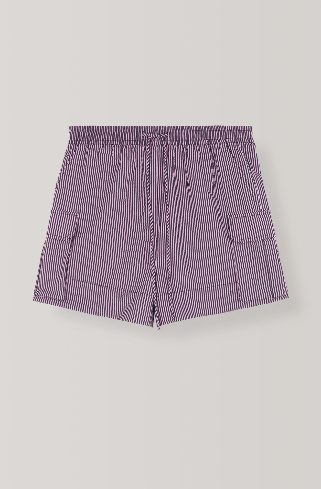 new authentic hot-selling official arriving Stretchable Seersucker Shorts
