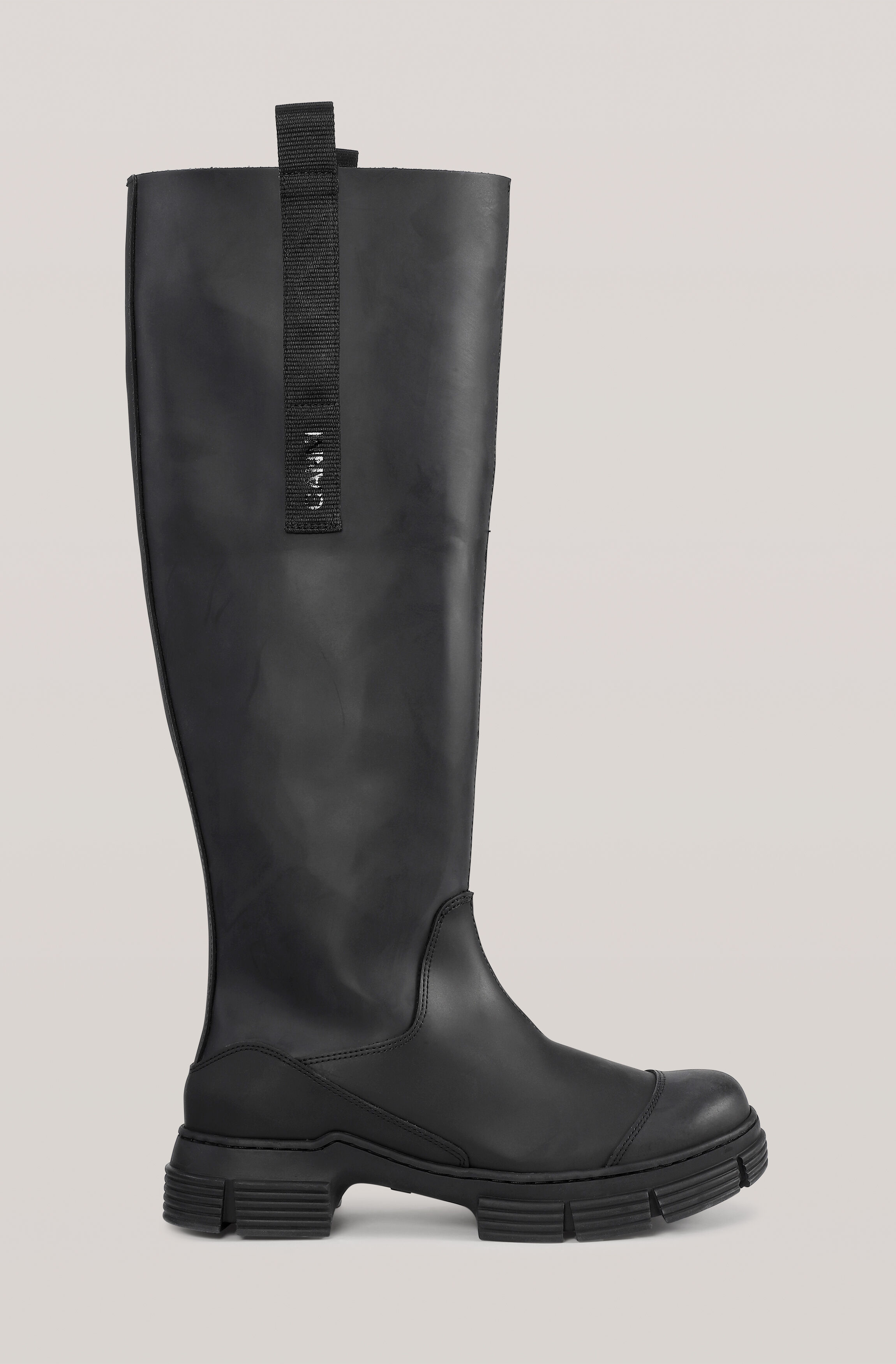 GANNI Recycled Rubber Country Boot ( 0