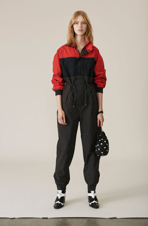 Faust Jumpsuit, Black, hi-res