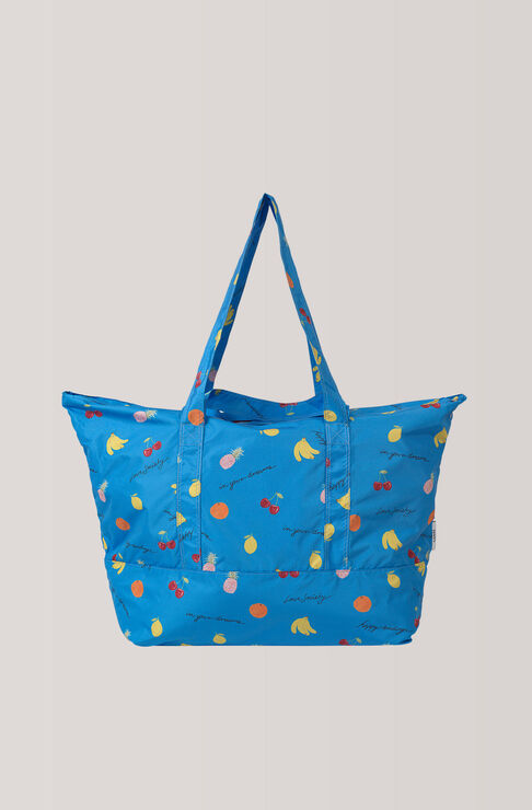 Fairmont Accessories Shopper Bag, Marina, hi-res