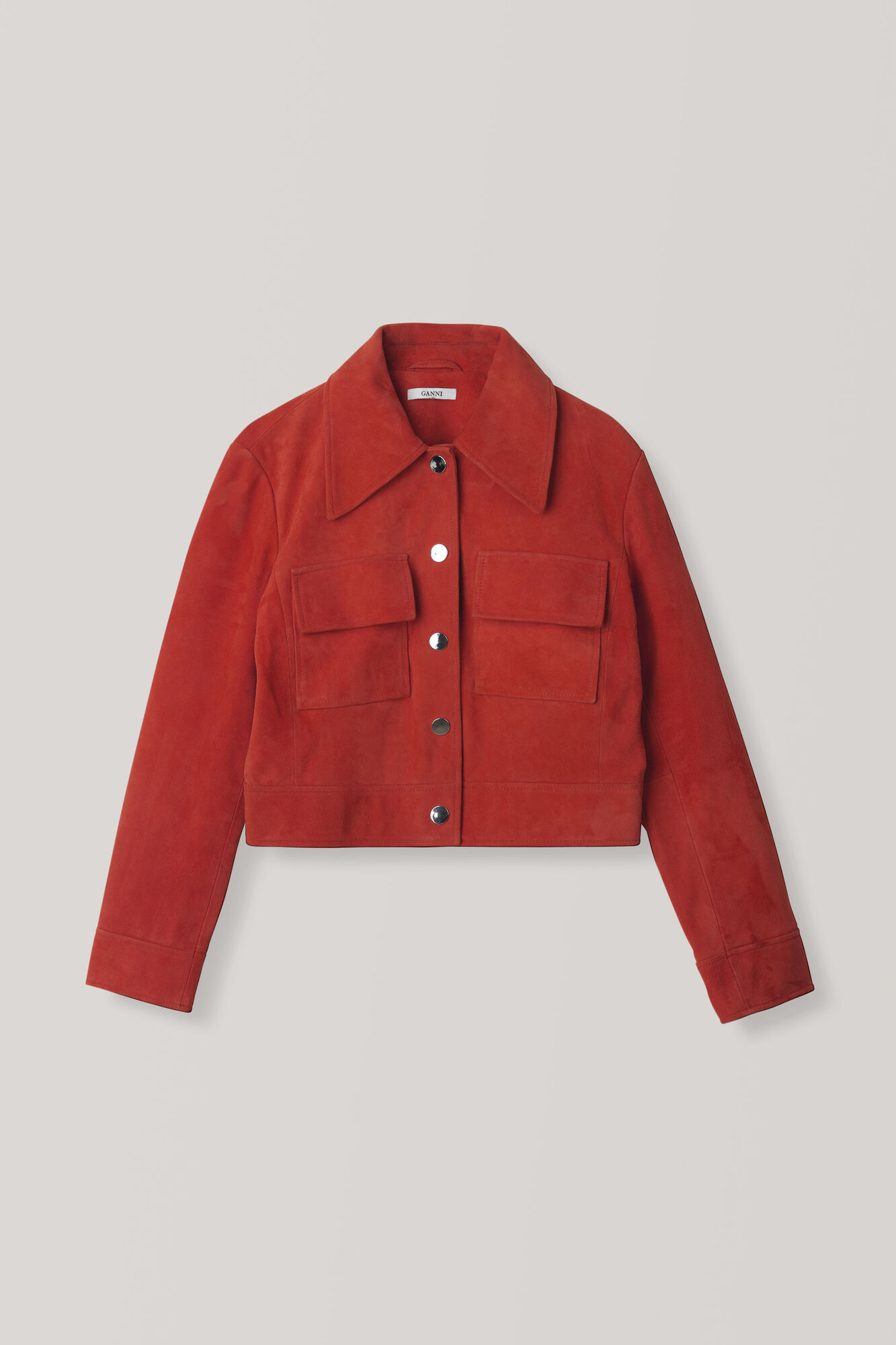 Salvia Jacket, Big Apple Red, hi-res