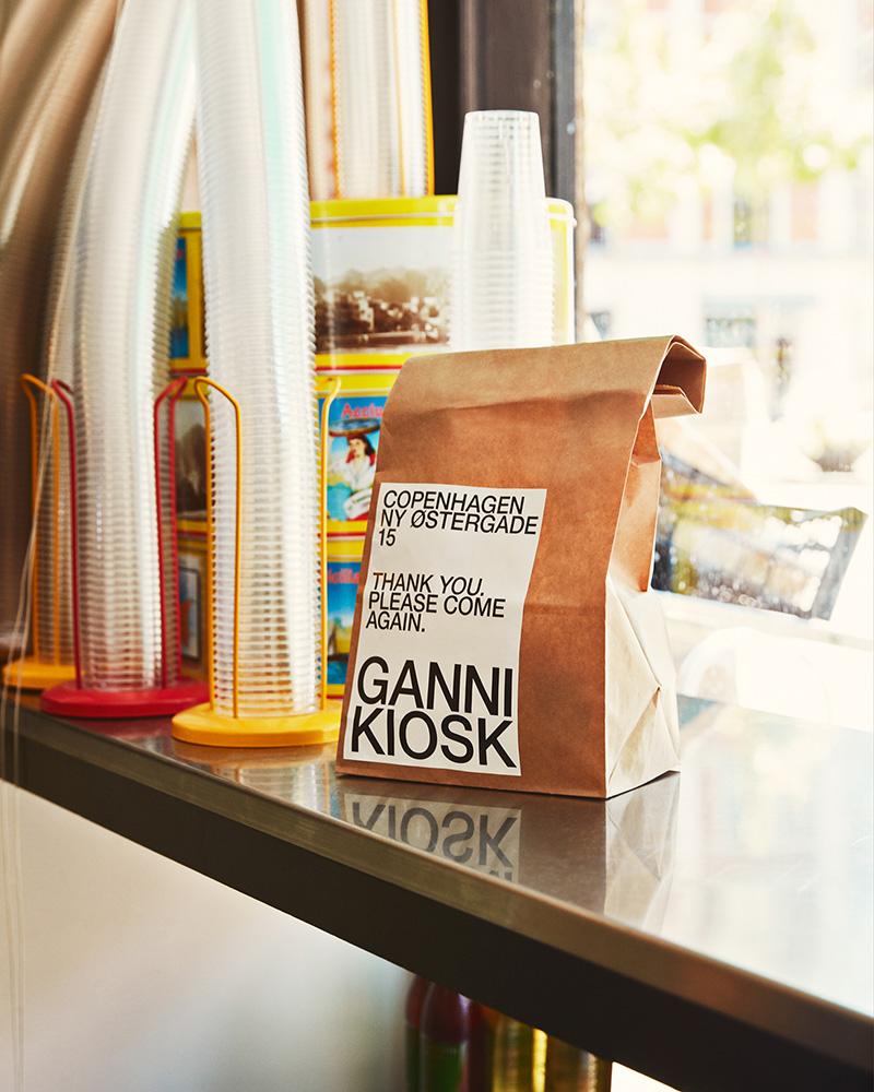 ganni shop online