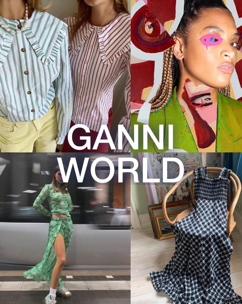 GANNI WORLD